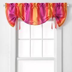 CHF Rainbow Ombre Window Valance - 50' x 25'