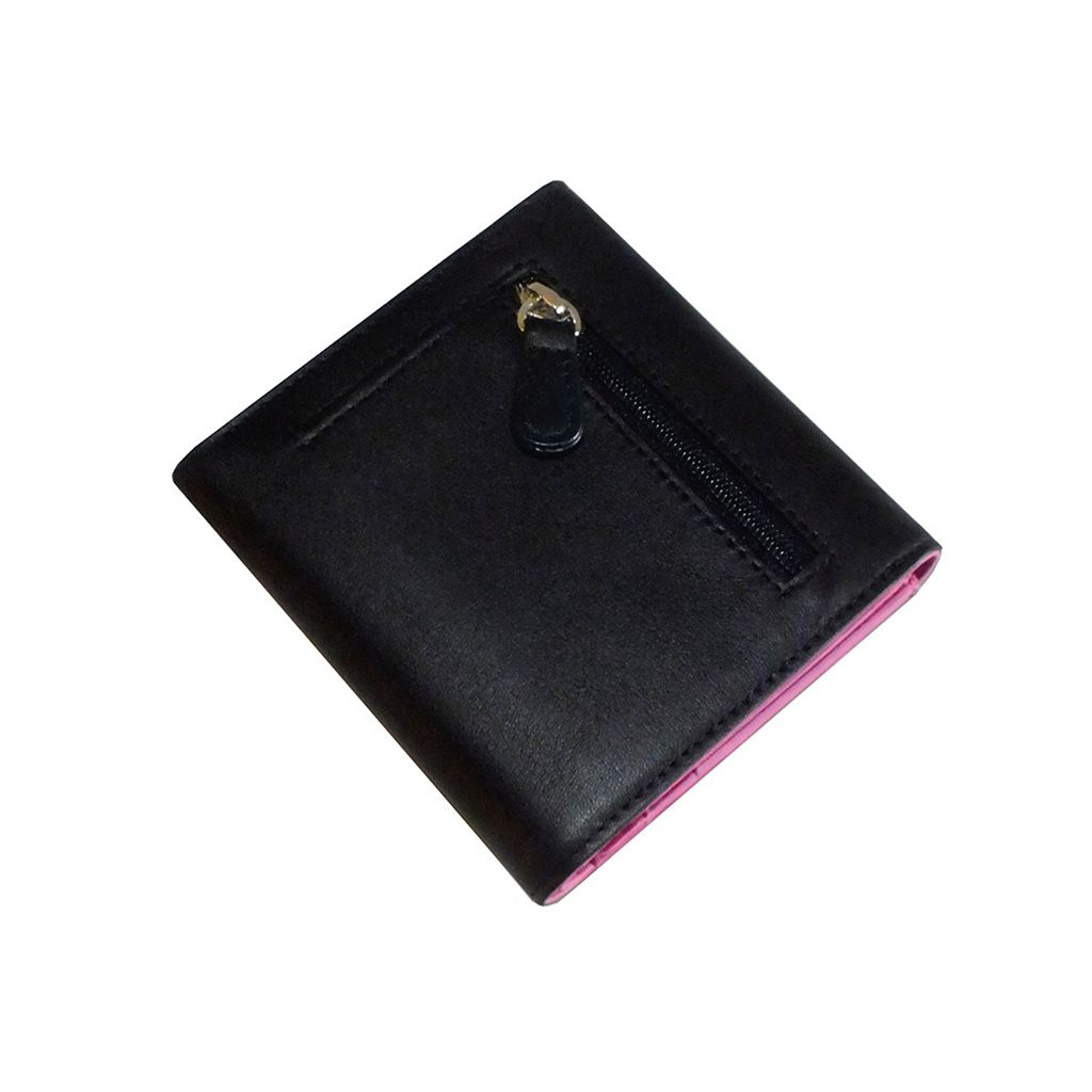 Royce Leather RFID-Blocking Wallet - Womens