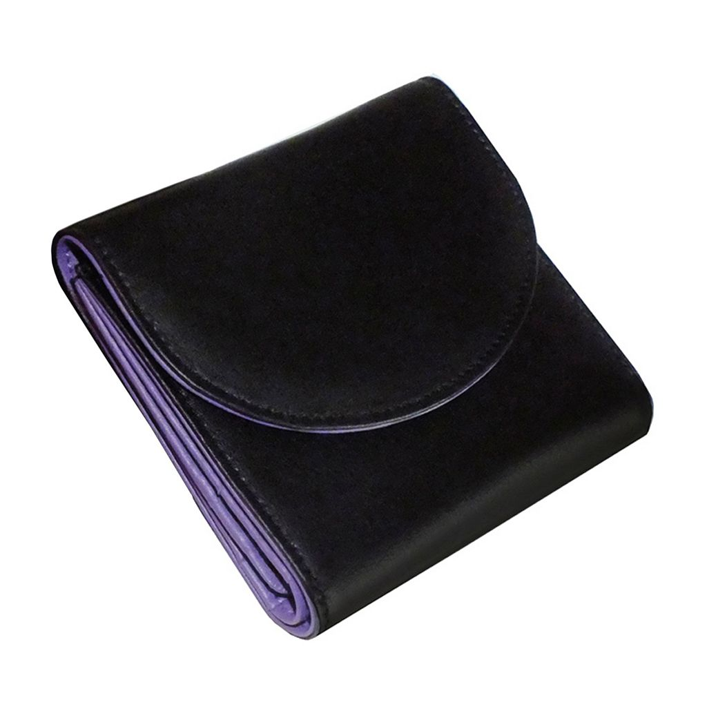 Royce LeatherRFID-BlockingWallet - Womens