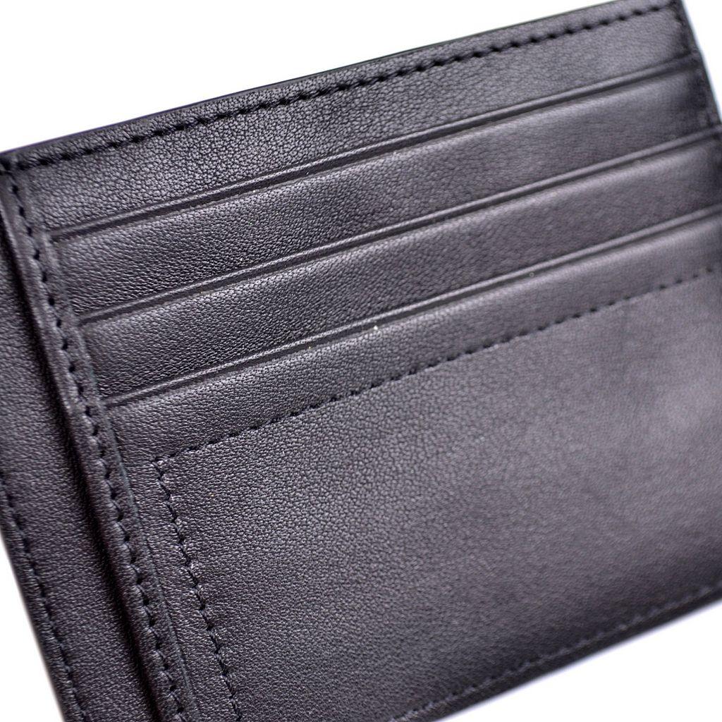 Royce Leather Nappa Prima Men's Card Case