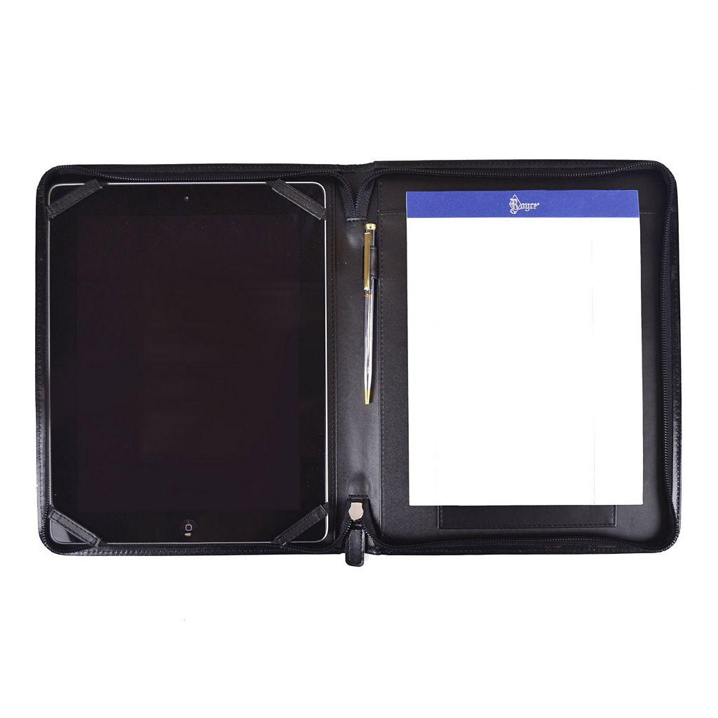 Royce Leather iPad Writing Portfolio