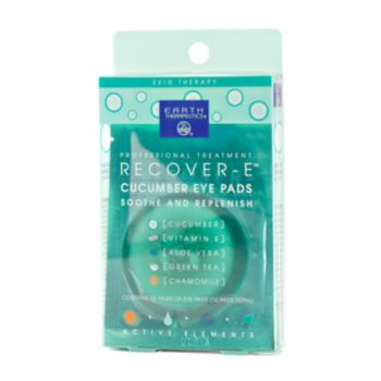 Earth Therapeutics Cucumber Soothe and Replenish Eye Pads