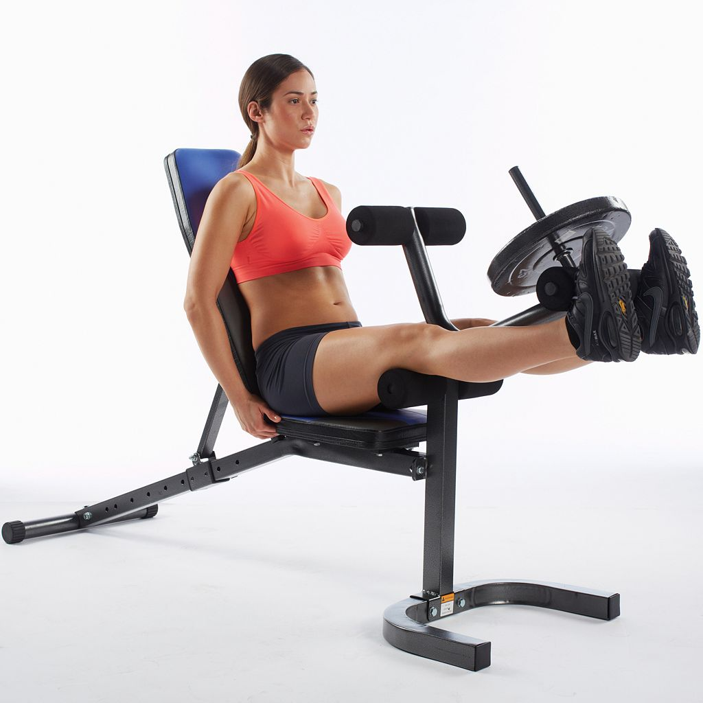 Pure Fitness F.I.D. Bench