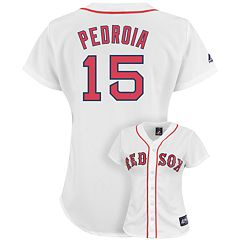 Girls 7-16 Majestic Boston Red Sox Dustin Pedroia Jersey