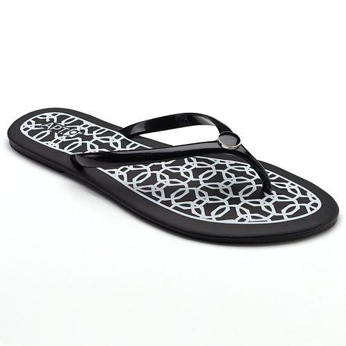 2aaaf79e08bc0 Apt. 9® Medallion Jelly Flip-Flops - Women