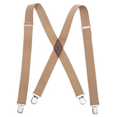 Levi's Adjustable Cotton Terry Suspenders - Big & Tall