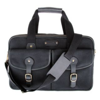 Leatherbay Turin 14-in. Laptop Commuter Briefcase