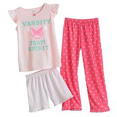 Carter's 'Varsity Team Spirit' Pajama Set - Girls 4-14