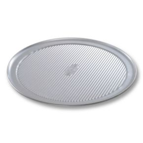 USA Pan 12-in. Wide Rim Nonstick Pizza Pan