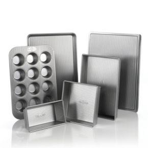 USA Pan 6-pc. Nonstick Bakeware Pan Set