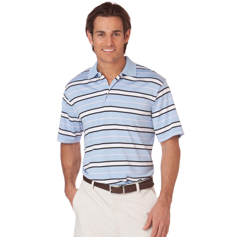 Chaps Big and Tall Birdseye Polo Shirt