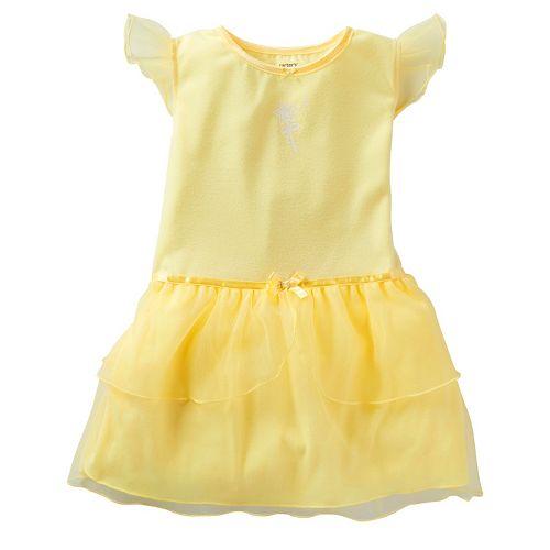Carter's Star Nightgown - Girls