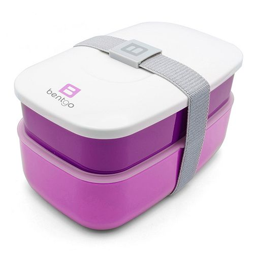 Bentgo All-In-One Stackable Lunch Box Solution