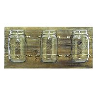New View Mason Jars Wall Plaque