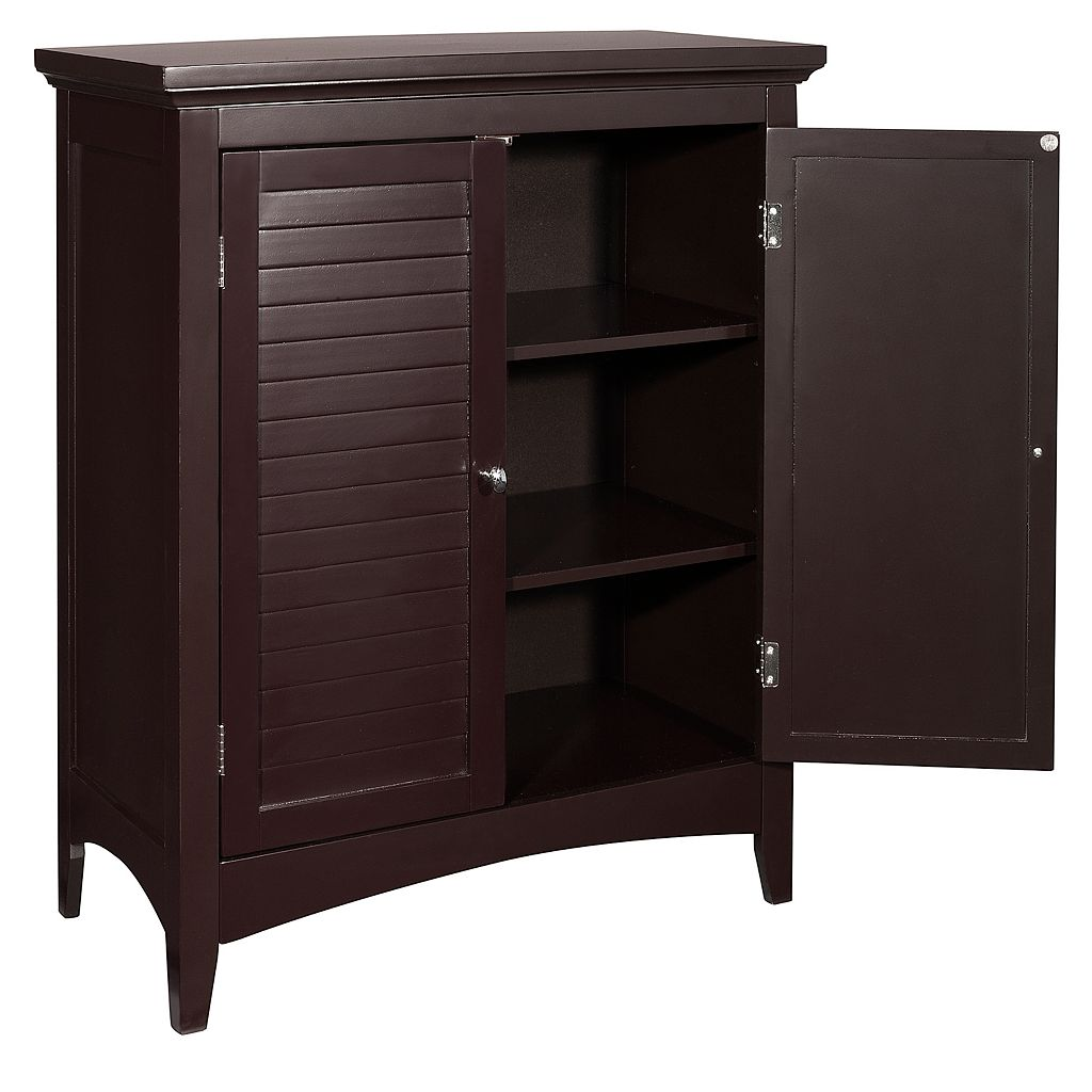 Elegant Home Fashions Saddie Floor Cabinet