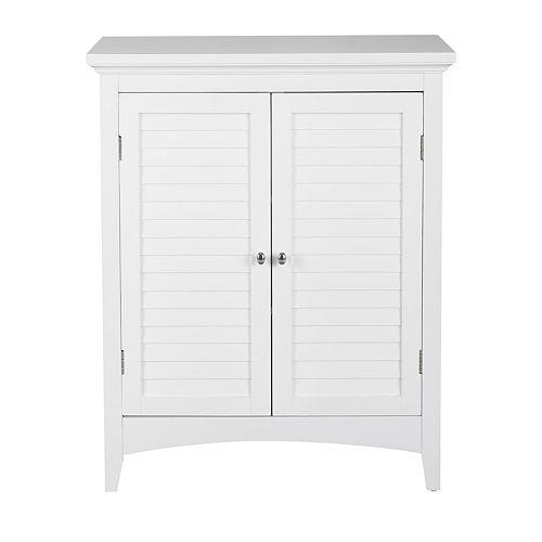 Elegant Home Fashions Saddie Floor Cabinet