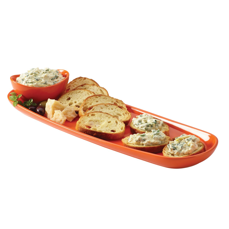 Serving Platters Trays Dinnerware Serveware Kitchen Dining Kohl S