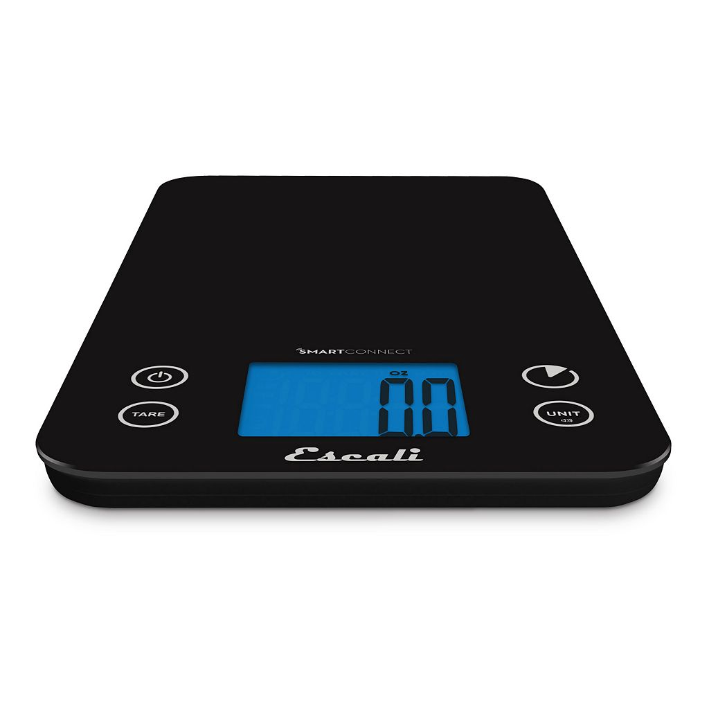 Escali SmartConnect Bluetooth Kitchen Scale