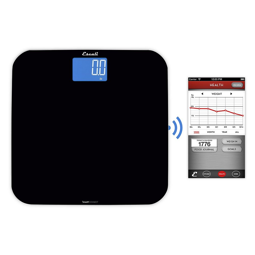 Escali SmartConnect Bathroom Scale