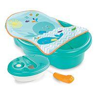 Summer Infant 2 pc Baby Bather & Shower Set