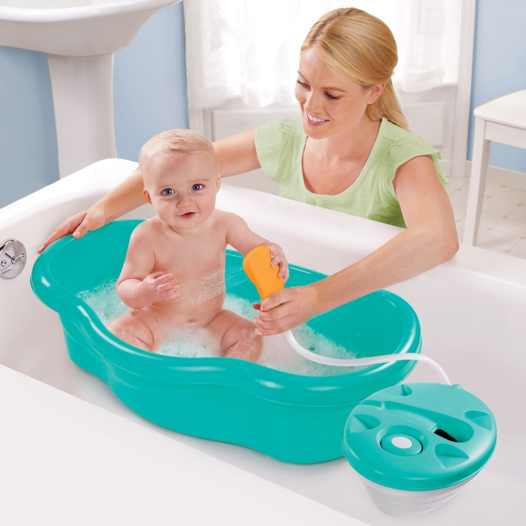 Summer Infant 2-pc. Bather and Shower Set