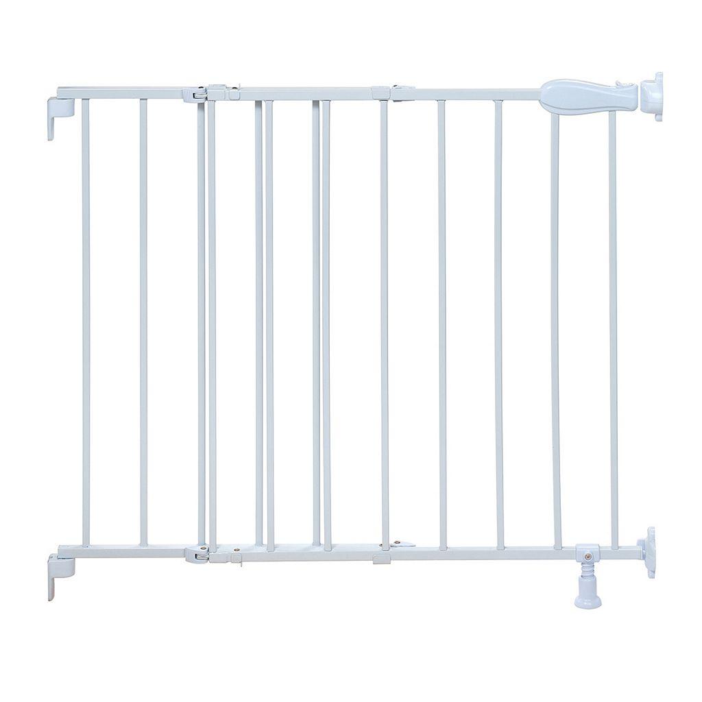 Summer Infant Slide & Lock Top-of-Stair Gate