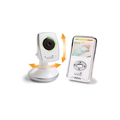 Summer Infant Baby Zoom WiFi Video Baby Monitor and Internet Viewing System