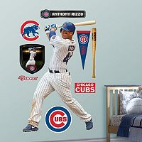 Fathead Chicago Cubs Anthony Rizzo Wall Decals