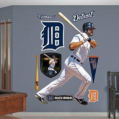 Fathead Detroit Tigers Alex Avila Wall Decals