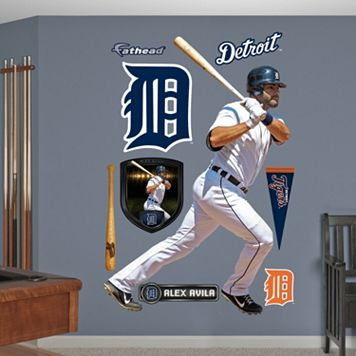 Fathead Detroit Tigers Alex Avila Wall Decals