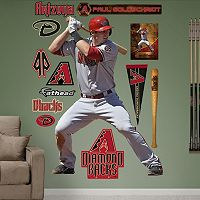 Fathead Arizona Diamondbacks Paul Goldschmidt Wall Decals