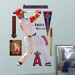 Fathead Los Angeles Angels of Anaheim Mike Trout Wall Decals