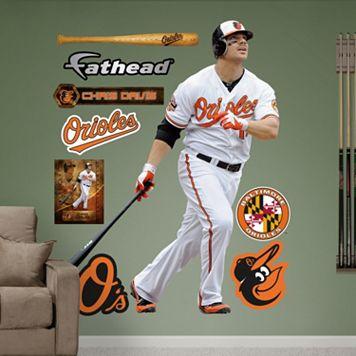 Fathead Baltimore Orioles Chris Davis Wall Decals