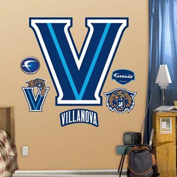 Fathead Villanova Wildcats Logo Wall Decals
