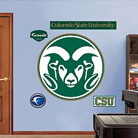 Fathead Colorado State Rams Logo Wall Decals