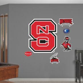 Fathead North Carolina State Wolfpack Logo Wall Decals