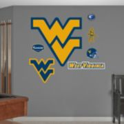 Fathead West Virginia Mountaineers Wall Decals
