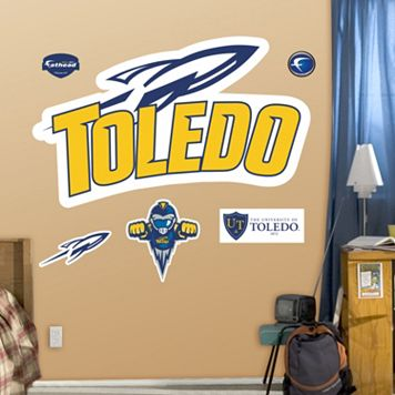 Fathead Toledo Rockets Wall Decals