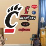 Fathead Cincinnati Bearcats Wall Decals