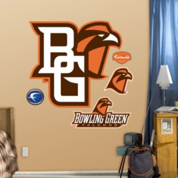 Fathead Bowling Green Falcons Wall Decals