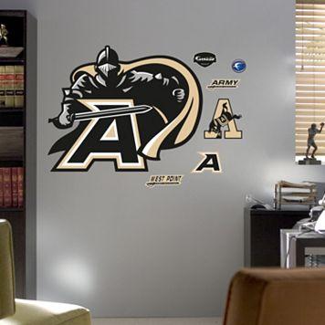 Fathead Army Black Knights Logo Wall Decals