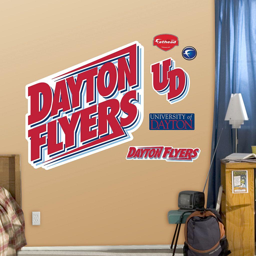 Fathead Dayton Flyers Logo Wall Decals