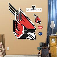Fathead Ball State Cardinals Logo Wall Decals
