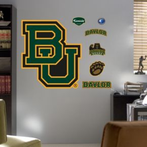 Fathead Baylor Bears Logo Wall Decals