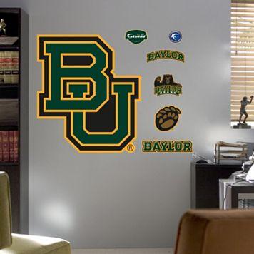 Fathead Baylor Bears Logo Wall Decals