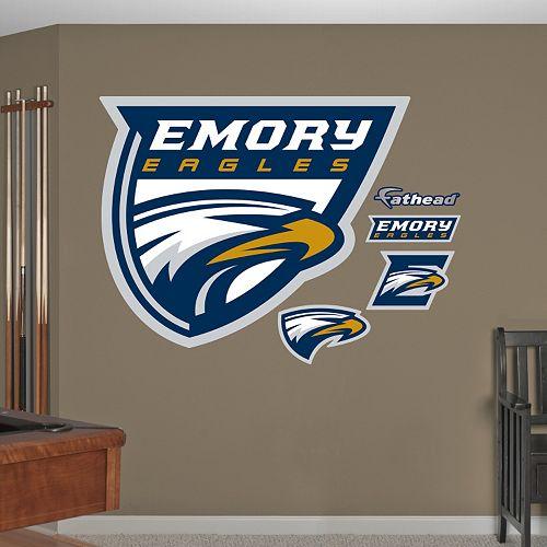 Fathead Emory Eagles Wall Deca...