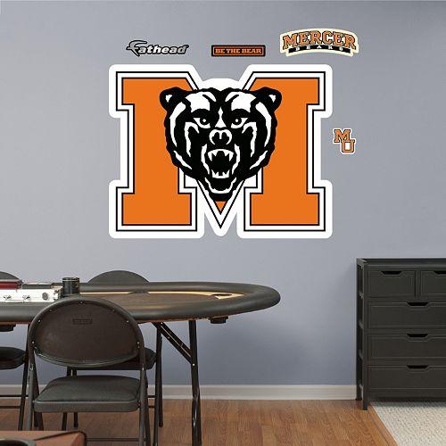 Fathead Mercer University Bears Wall Decals