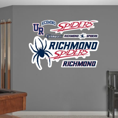 Fathead Richmond Spiders Wall Decals