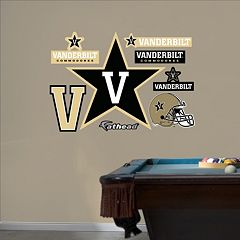 Fathead Vanderbilt Commodores Wall Decals