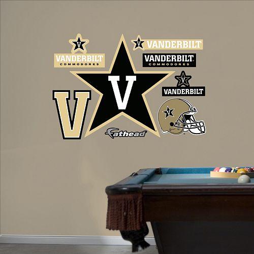 Fathead Vanderbilt Commodores Wall Decals